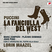 Puccini: La fanciulla del West von Placido Domingo