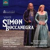 Verdi: Simon Boccanegra (1881 Version) [Live] by Roberto Frontali