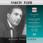 Liszt, Grünfeld & J.S. Bach: Piano Works by Yakov Flier