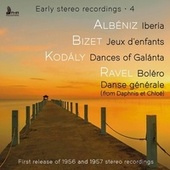 Early Stereo Recordings, Vol. 4 von Various Artists