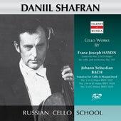 Haydn & Bach: Cello Works by Daniil Shafran