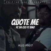 Quote Me de YC Da CEO