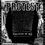 Realities of War by protest