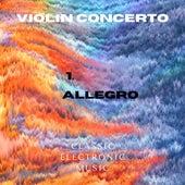 Violin Concerto nº 1 Allegro von Ana Sofia Peixoto Antão Sousa Dias