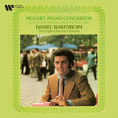 Mozart: Piano Concertos Nos. 11, 12 & 13 de Daniel Barenboim