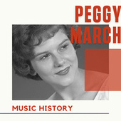 Peggy March - Music History by Peggy March