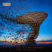 All the Right Noises: The Singles by Thunder