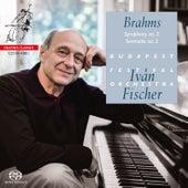 Brahms: Symphony No. 3 & Serenade No. 2 de Iván Fischer