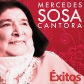 Mercedes Sosa Cantora Éxitos de Mercedes Sosa