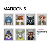 Lullaby Renditions of Maroon 5 de The Cat and Owl