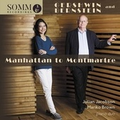 Manhattan to Montmartre by Julian Jacobson and Mariko Brown Piano Duo