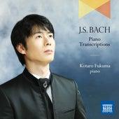 J.S. Bach: Piano Transcriptions by Kotaro Fukuma