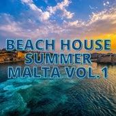 Beach House Summer Malta Vol.1 by Various Artists