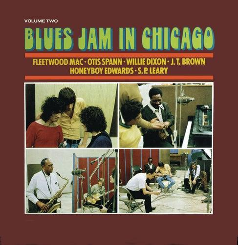 Blues Jam In Chicago - Volume 2 de Various Artists