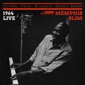 London, Brussels, Paris, Baden Baden (Live 1964) by Memphis Slim