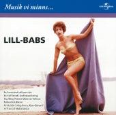 Musik vi minns... de LillBabs