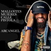 Maliantes, Mujeres, Calle, Pistola de Arcangel