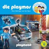 Folge 75: Dem Betrüger auf der Spur (Das Original Playmobil Hörspiel) von Die Playmos
