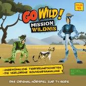 Folge 41: Ungewöhnliche Tierfreundschaften (Das Original Hörspiel zur TV-Serie) von Go Wild! - Mission Wildnis