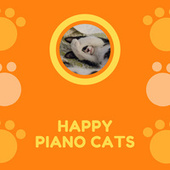 Happy Piano Cats by Cat Music