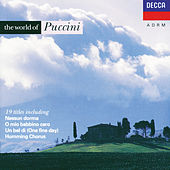 The World of Puccini von Various Artists