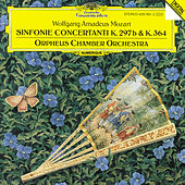 Mozart: Sinfonia Concertante K.297b & K.364 de Various Artists