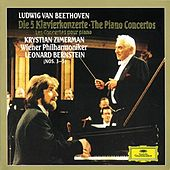 Beethoven: Concertos for Piano and Orchestra by Krystian Zimerman