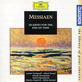Messiaen: Quatuor pour la Fin du Temps; Theme and Variations de Various Artists