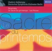 Stravinsky: Le Sacre du Printemps; Les Noces di Ernst Senff Chamber Choir