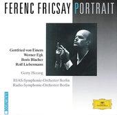 Ferenc Fricsay Portrait - von Einem / Egk / Blacher / Liebermann von Gerty Herzog