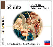 Schütz: Historia der Geburt Jesu Christi by Various Artists