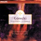 Górecki: Kleines Requiem für eine Polka etc. by Schönberg Ensemble