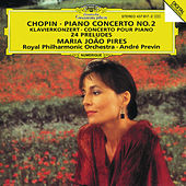 Chopin: Piano Concerto No.2 In F Minor, Op. 21; 24 Preludes, Op. 28 de Maria Joao Pires