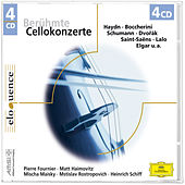 Berühmte Cellokonzerte von Various Artists