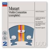 Mozart: Violin Concertos Nos. 1/5 etc. by Arthur Grumiaux