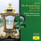 Bach, J.S.: The Brandenburg Concertos; Suites Nos.2 & 3 de Berliner Philharmoniker