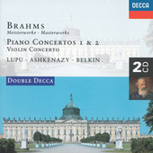 Brahms: Piano Concertos Nos.1 & 2/Violin Concerto de Various Artists