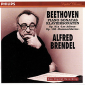 Beethoven: Piano Sonatas Nos.26 & 29 by Alfred Brendel