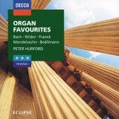 Organ Favourites von Peter Hurford
