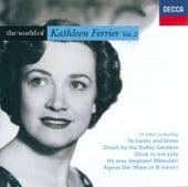 The World of Kathleen Ferrier Vol.2 de Kathleen Ferrier