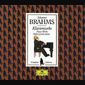 Brahms Edition: Piano Works de Various Artists
