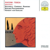 Puccini: Tosca (Highlights) by Berliner Philharmoniker