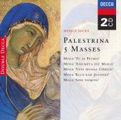 Palestrina: 5 Masses von London Choir Of The Carmelite Priory