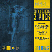 Song Foundry 3-Pack #006 by Jed Davis