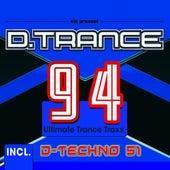 D.Trance 94 (Incl Techno 51) von Various Artists