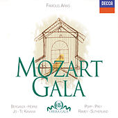Mozart Gala: Famous Arias by Various Artists