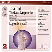 Dvorák: The Late Symphonies; Legends by London Symphony Orchestra