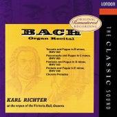 Bach, J.S.: Organ Recital de Karl Richter