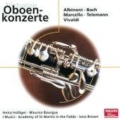 Virtuose Oboenkonzerte by Heinz, Holliger