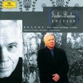 Brahms: Vier ernste Gesänge; Lieder von Dietrich Fischer-Dieskau